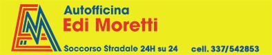 Autofficina Edi Moretti Logo